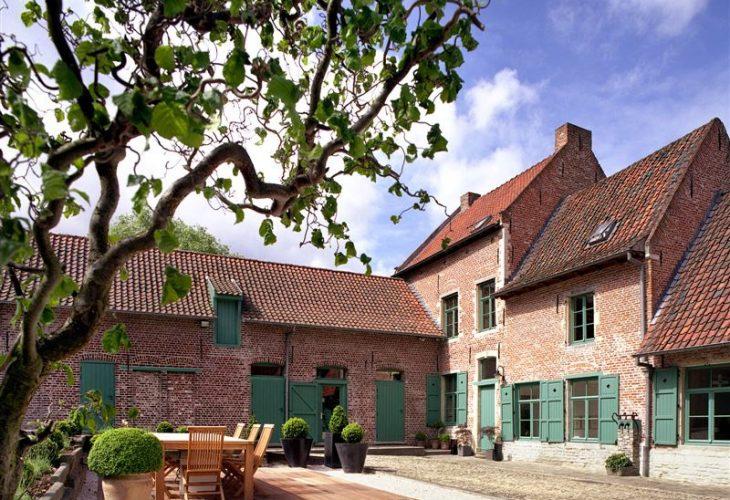 Hof ter Musschen – Woluwé-Saint-Lambert